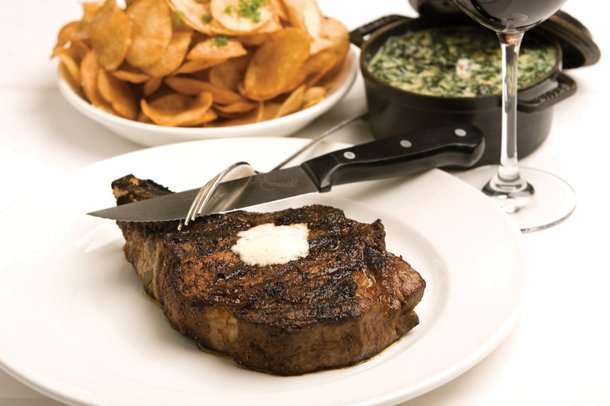 Best Steak: Delmonico Steakhouse