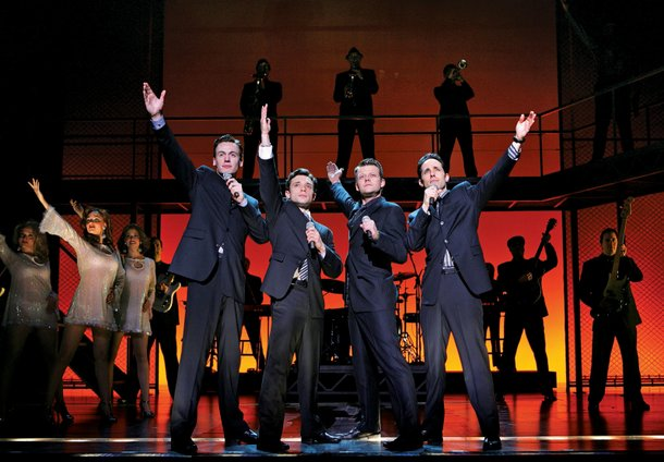 Best Show on the Strip: Jersey Boys