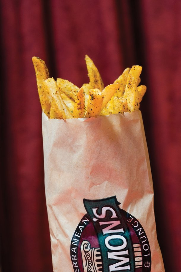 Best Fries: Paymon's Mediterranean Cafe