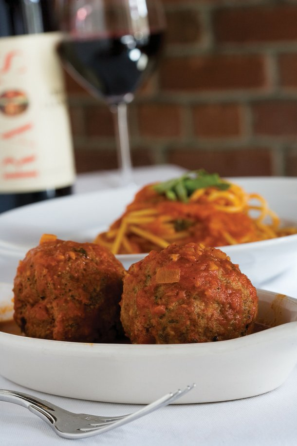 Best Spaghetti and Meatballs: Rao's