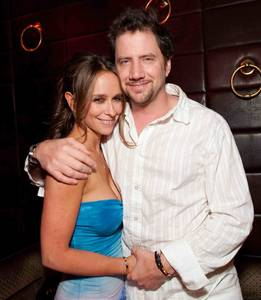 Jennifer Love Hewitt and Jamie Kennedy at Lavo.