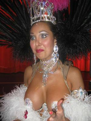 Local dancer Kalani Kokonuts was crowned Miss Exotic World 2009 and Most Dazzling.