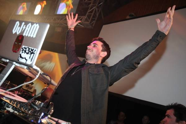 DJ AM, whose real name is Adam Goldstein, was reportedly found dead today in New York. He was booked to perform at Rain tonight.