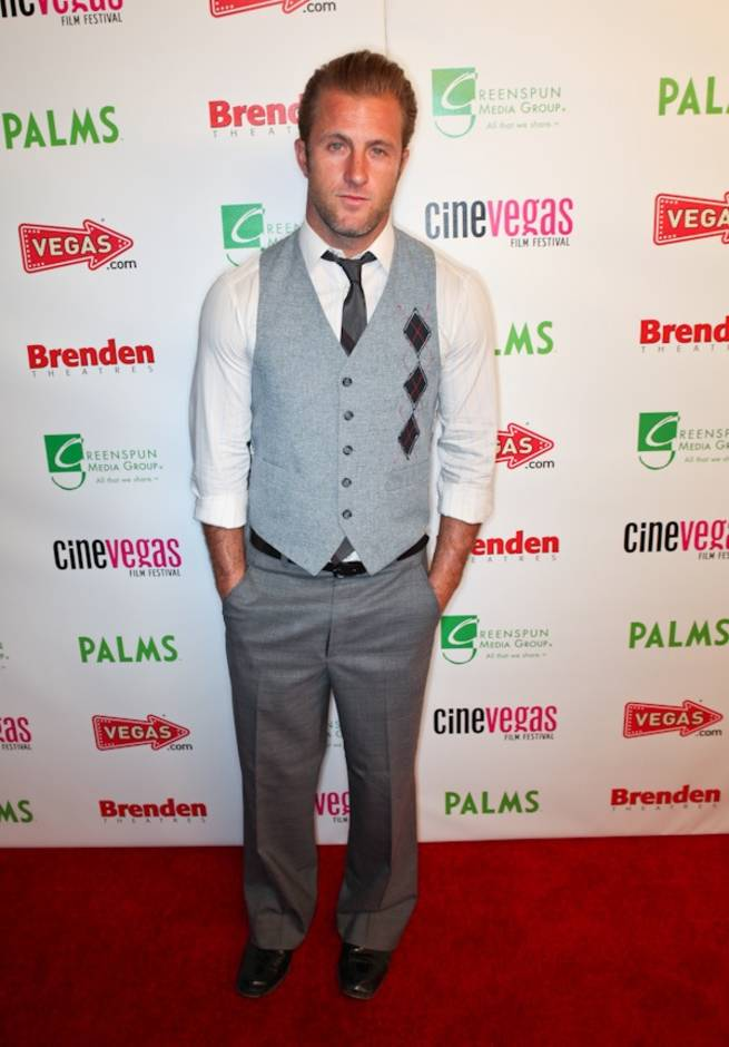 A dapper Scott Caan at 2009 CineVegas.