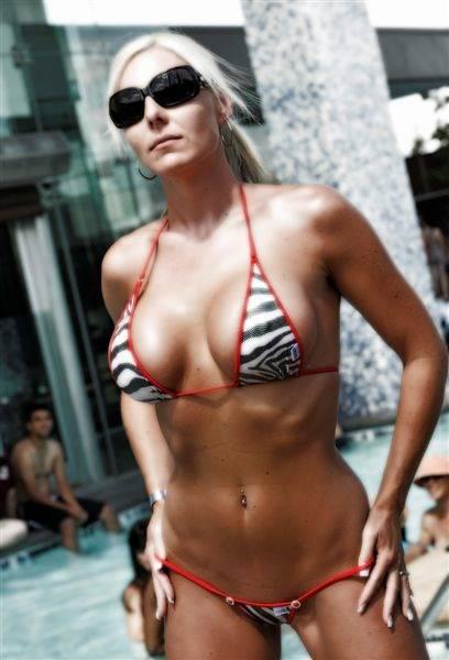 Bikini in vegas