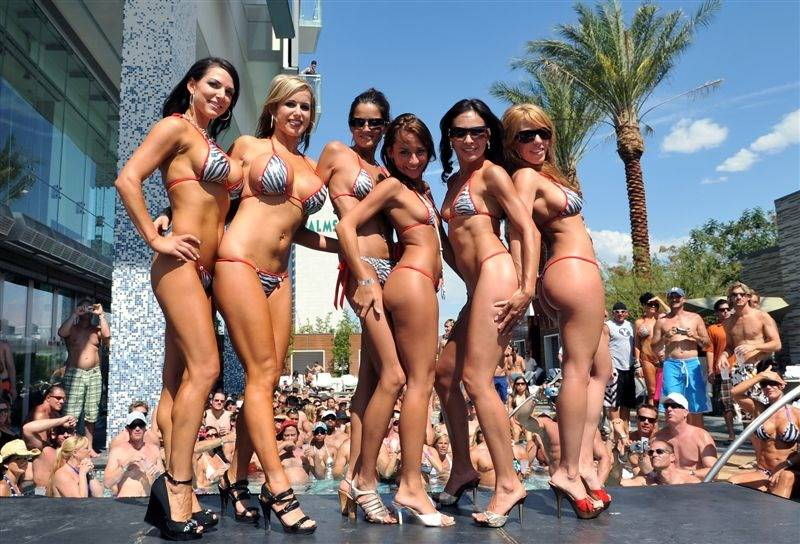 Beach bikini contest gallery