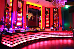 Prive nightclub at Planet Hollywood.