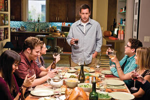 Judd Apatow film <em>Funny People</em> ultimately comes up short.