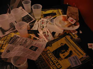 Carnage ... and the <em>Weekly</em>!