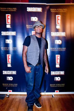 Ne-Yo at Body English in the Hard Rock Hotel.