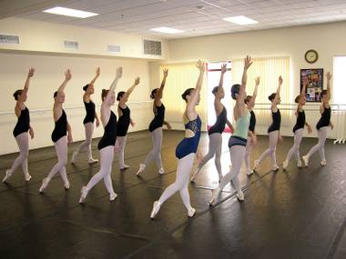 This is the future of local dance: Kwak Ballet Academy.