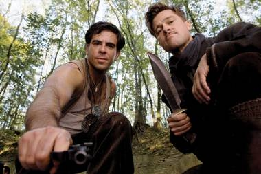 Film critic and historian Tony Macklin joins Josh to talk about Quentin Tarantino's new Inglourious Basterds and ends up in a debate over the nature of film criticism.