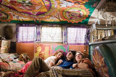 Ken Johnson of Foxx & Mackenzie in the Morning on 97.1-FM joins Josh to talk about safe, boring (or maybe heartwarming) movies Taking Woodstock and Adam.