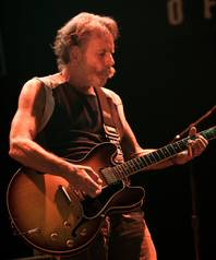 The Grateful Dead's Bob Weir performs with RatDog at the House of Blues in Mandalay Bay.