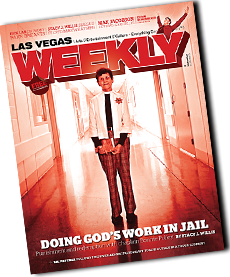 Las Vegas Weekly Current Issue