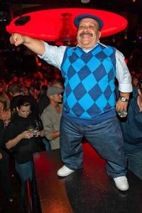 Chuy Bravo at Lavo in the Palazzo.
