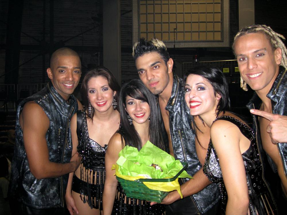 Las Vegas Based Crew AfroBorike Didnt Take Home The Trophy During Season 4 Finale Of Americas Best Dance But They Were All Smiles After