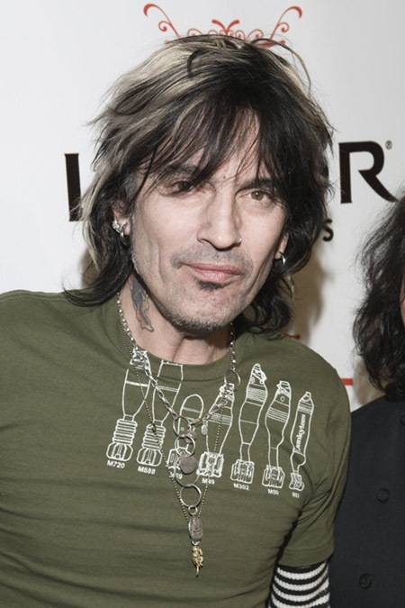 Tommy Lee.