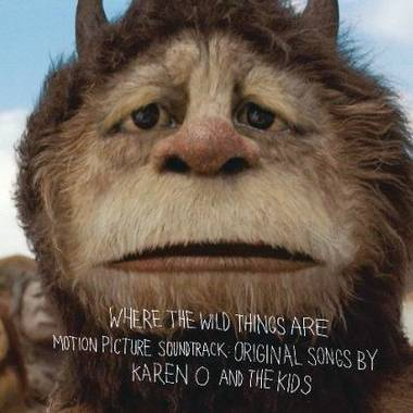 Karen O and the Kids, Where the Wild Things Are soundtrack
