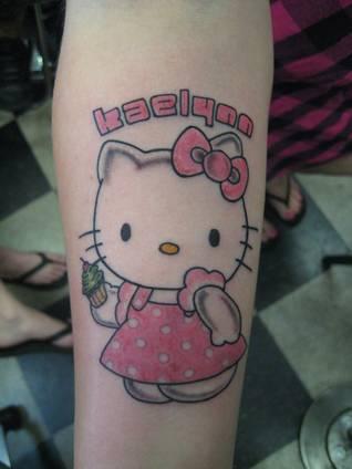 b66479fe2 Hello Kitty tattoo day! - Las Vegas Sun Newspaper