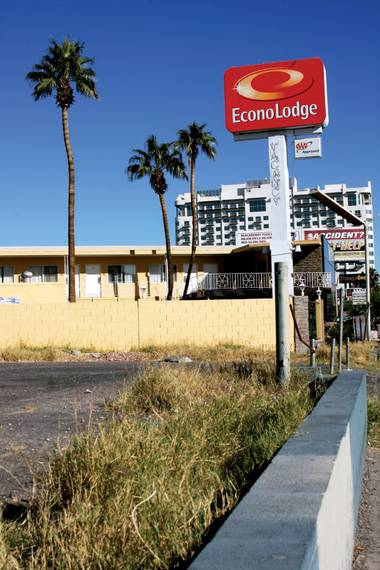 28 days later: Attempting to open this motel to monthly renters is causing waves.