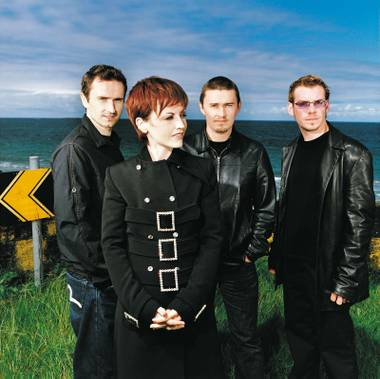 The Cranberries will perform Dec. 3 at the Pearl.
