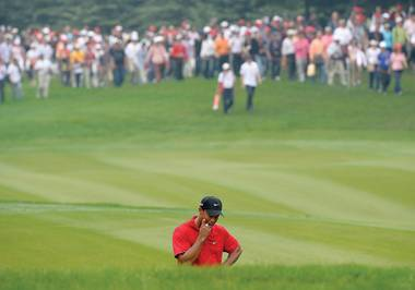 Cheer up! Could the Tiger Woods scandal be good for Vegas? It certainly couldn't hurt.