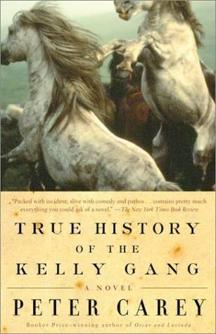 True History of the Kelly Gang, Peter Carey
