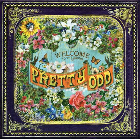 Panic! at the Disco's Pretty. Odd.