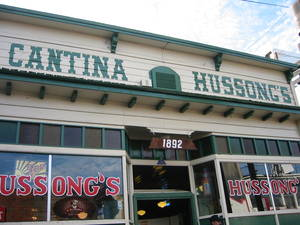 The original Hussong's opened in Ensenada in 1892.