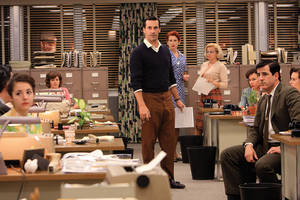 The best show of 2009: AMC's <em>Mad Men</em>