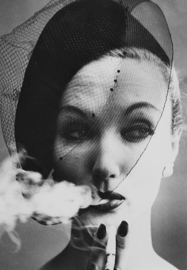 "William Klein's ""Smoke and Veil, Paris"""