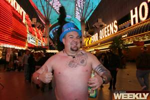 New Year's Eve @ Fremont Street Experience