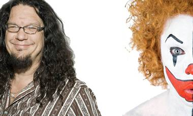 Penn Jillette and Carrot Top both have big plans for the coming year.