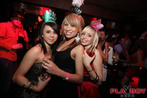 NYE Maroon 5 after party @ Playboy Club