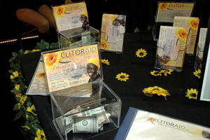 Clitoraid is a non-profit organization that helps African women restore their clitoris after female genital mutilation.