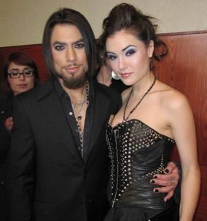 2010 AVN Awards The Palms