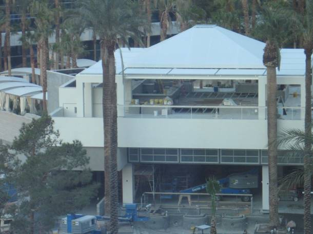 A closer look at the Hard Rock's Sky Bar, scheduled to arrive in April.