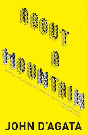 <em>About a Mountain</em> by John D'Agata
