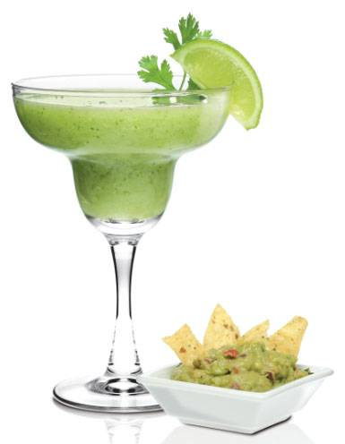 Try the savory Guacorita at Cabo Wabo.