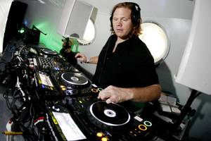 Noel Sanger at Ultra 2010 in Miami