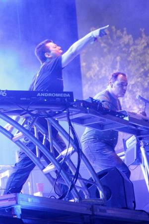 The Crystal Method live at Ultra 2010 in Miami