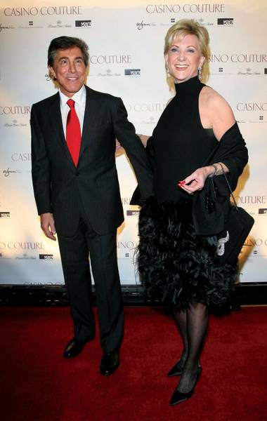 """She's my best friend"": Steve and Elaine Wynn remain amicable despite a costly divorce, he says."