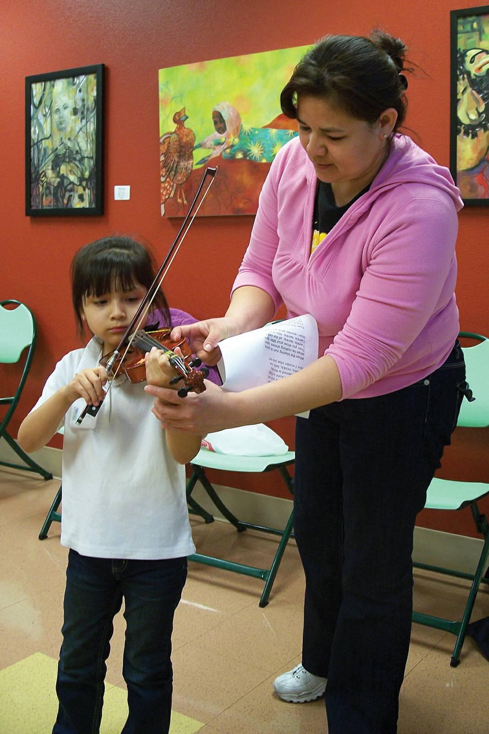Suzuki Violin Las Vegas