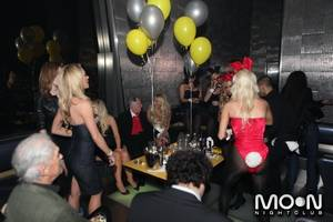 Hef's birthday @ Moon