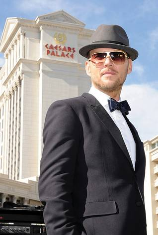 Why matt goss could learn something from human nature las vegas image m4hsunfo