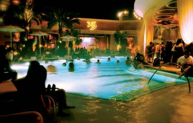 Dip into these nighttime pool parties!