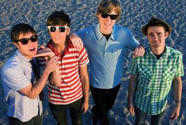 A Cursive Memory plays Bamboozle Roadshow on June 3.