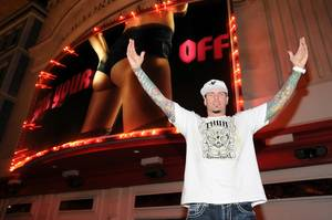 2010 Memorial Day Weekend: Vanilla Ice at Rok Vegas