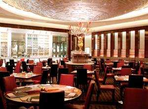 Sirio at Aria serves Italian fare for the masses with some special touches if you know where to look.